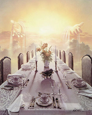 Is Your Table an Altar?