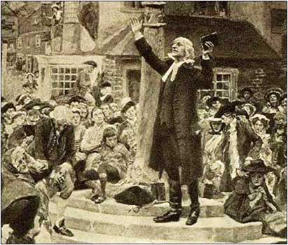 """an overview of the great awakening of the 18th century Overview evangelicalism,  protestants from the eighteenth century to the present  and 1740s with the first """"great awakening,"""" involving the ."""
